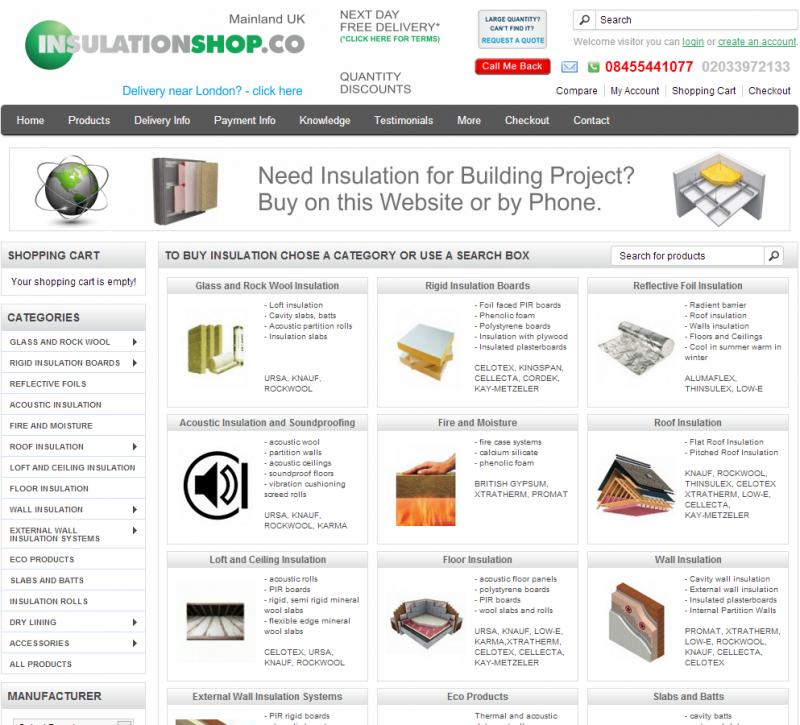 insulationshop.co