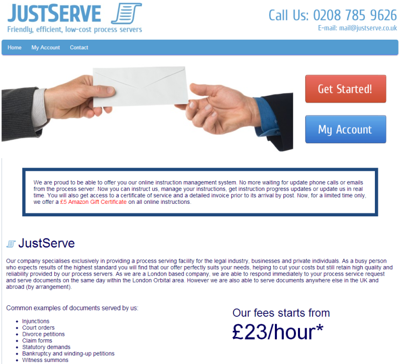 justserve.co.uk