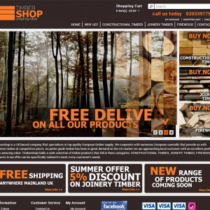 timbershop.co